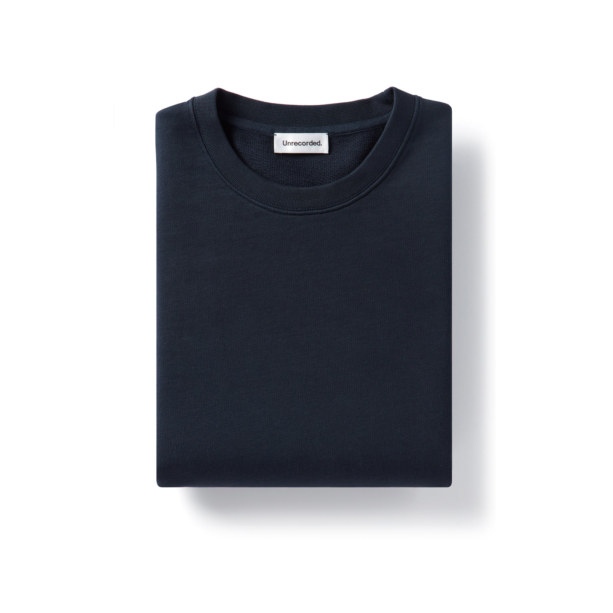 Sweater Navy - Unrecorded