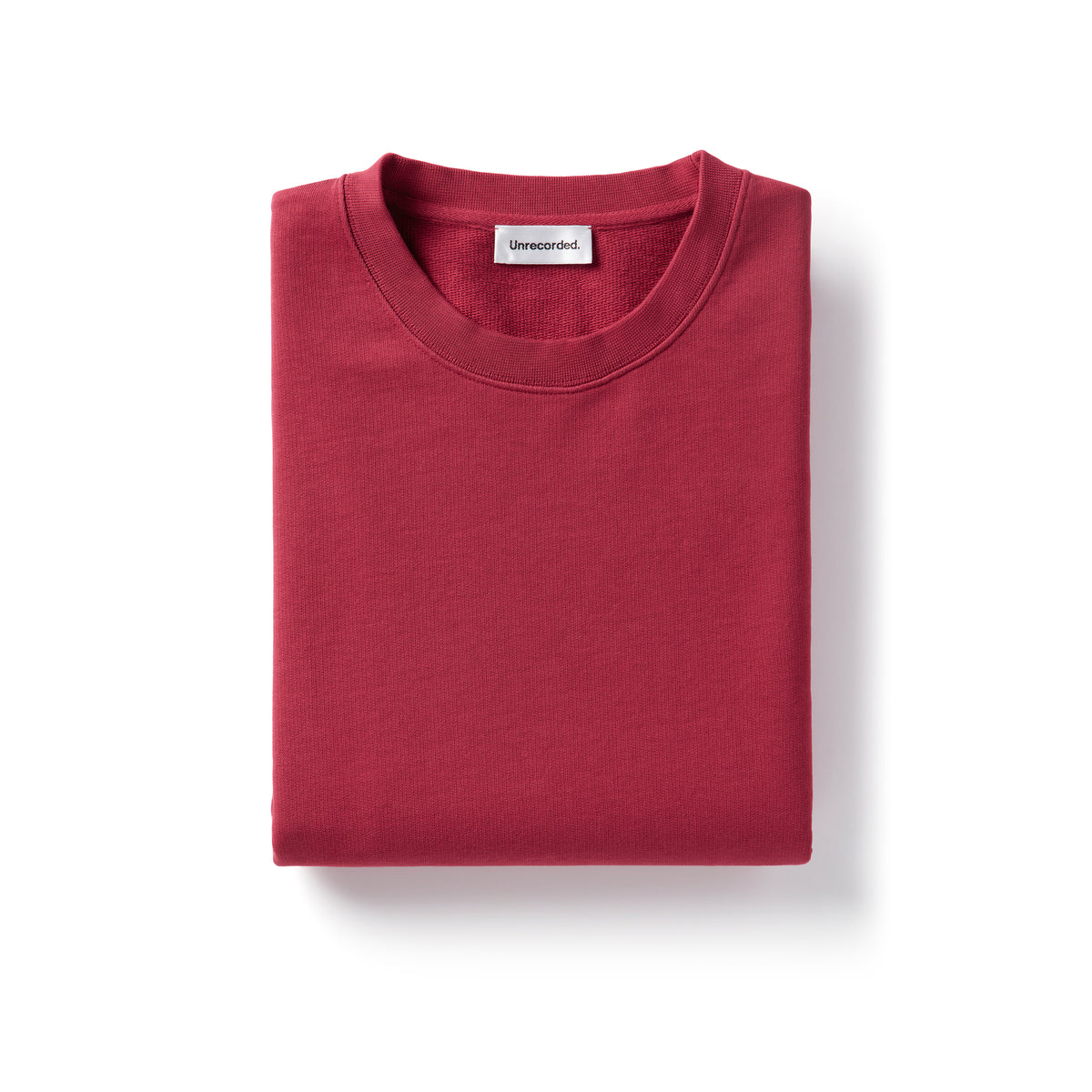 Sweater Red - Unrecorded