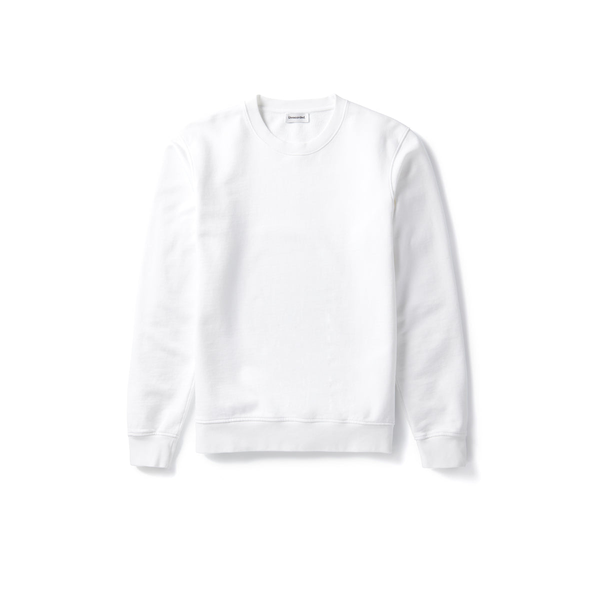 Sweater White - Unrecorded