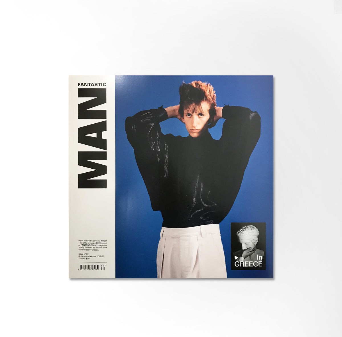 Fantastic Man Issue Nº 30