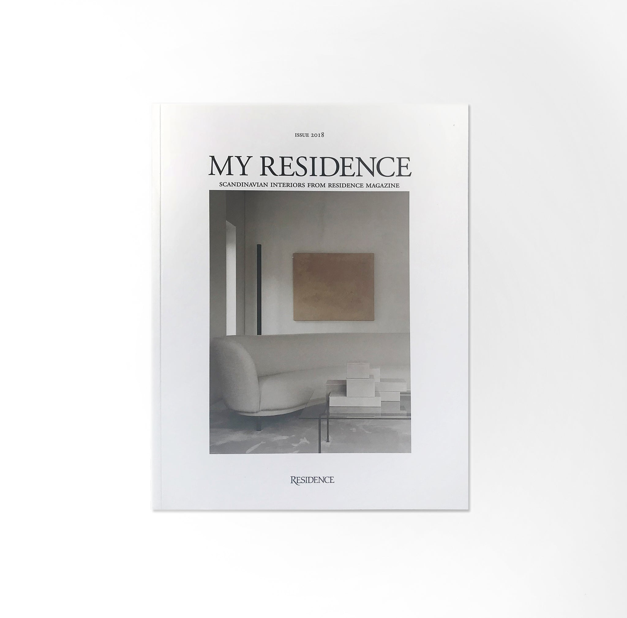 My Residence Issue 2018 - Unrecorded