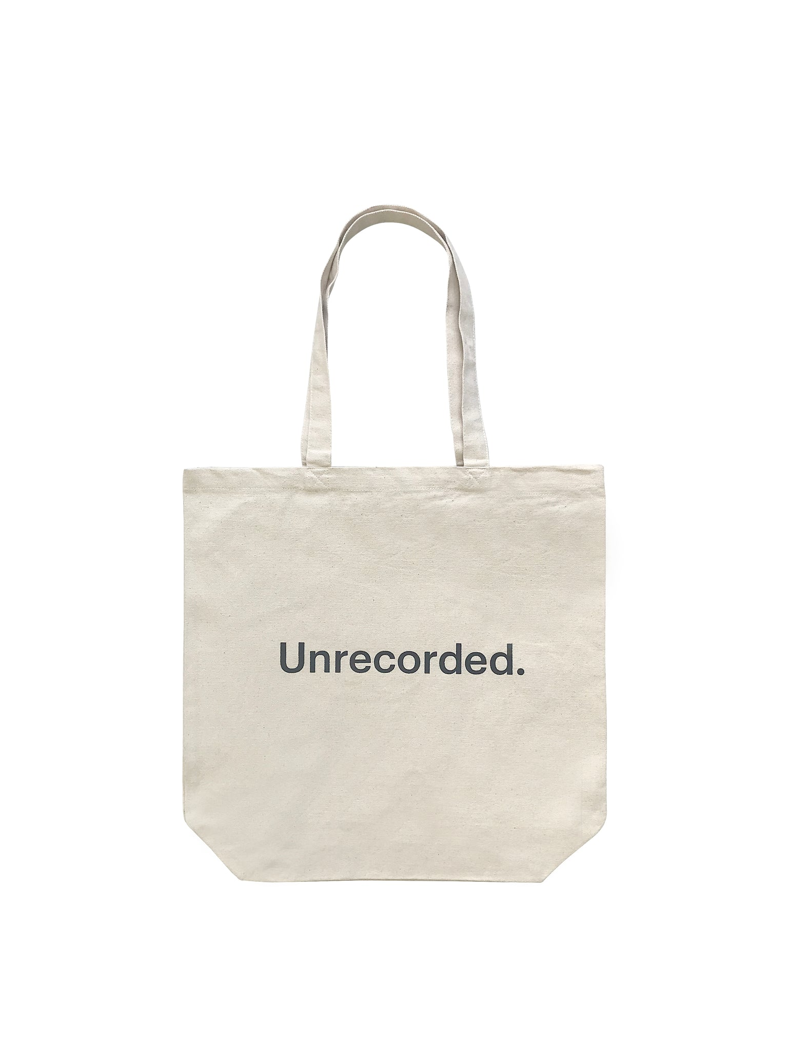 Tote Bag / 340 GSM - Unrecorded