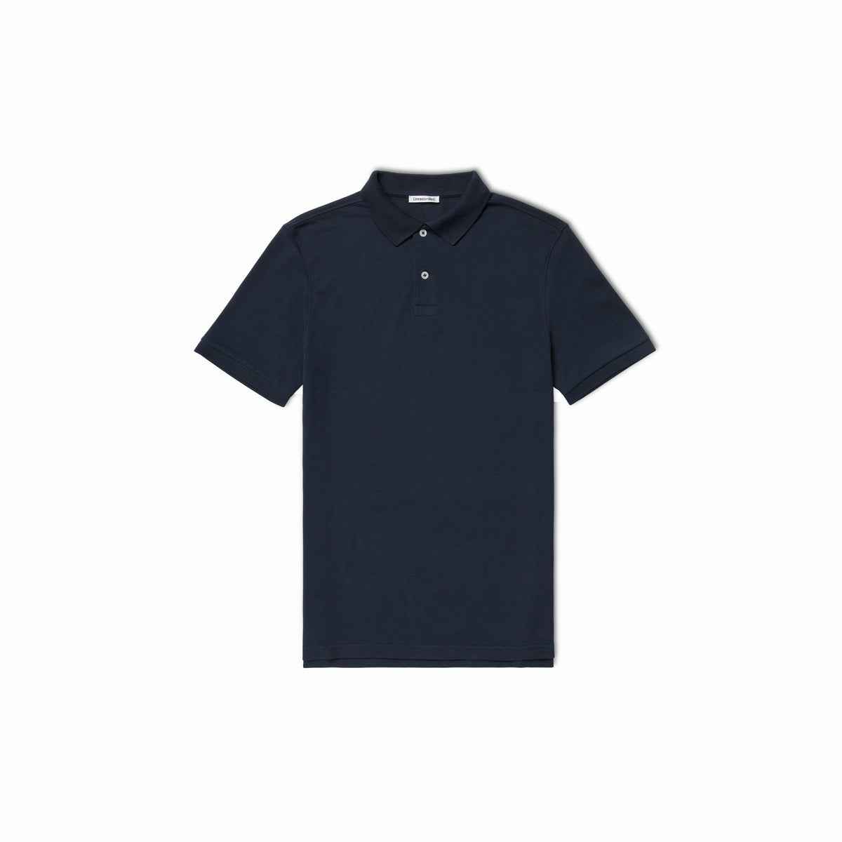 Pique Polo Navy - Unrecorded