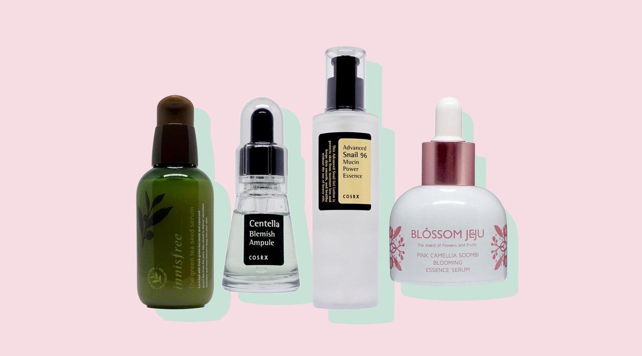 Essences and Serums