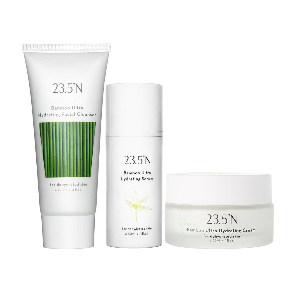23.5N Bamboo Ultra Hydrating Full-Sized Set