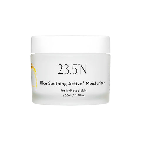 23.5N Rice Soothing Active+ Moisturizer
