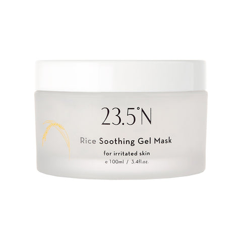 23.5N Rice Soothing Gel Mask