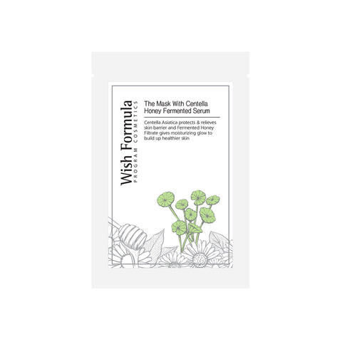 Wish Formula Centella and Fermented Honey Sheet Mask