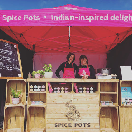 Spice Pots at Fringe By the Sea - North Berwick - 2019