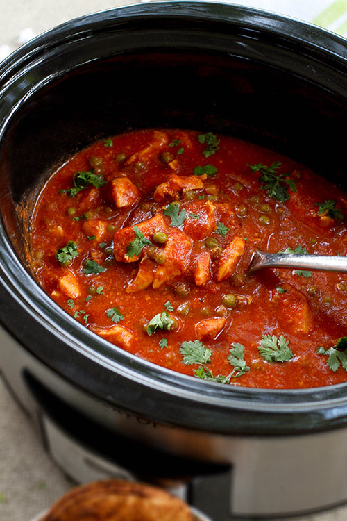 Slow Cooker Curry Tips