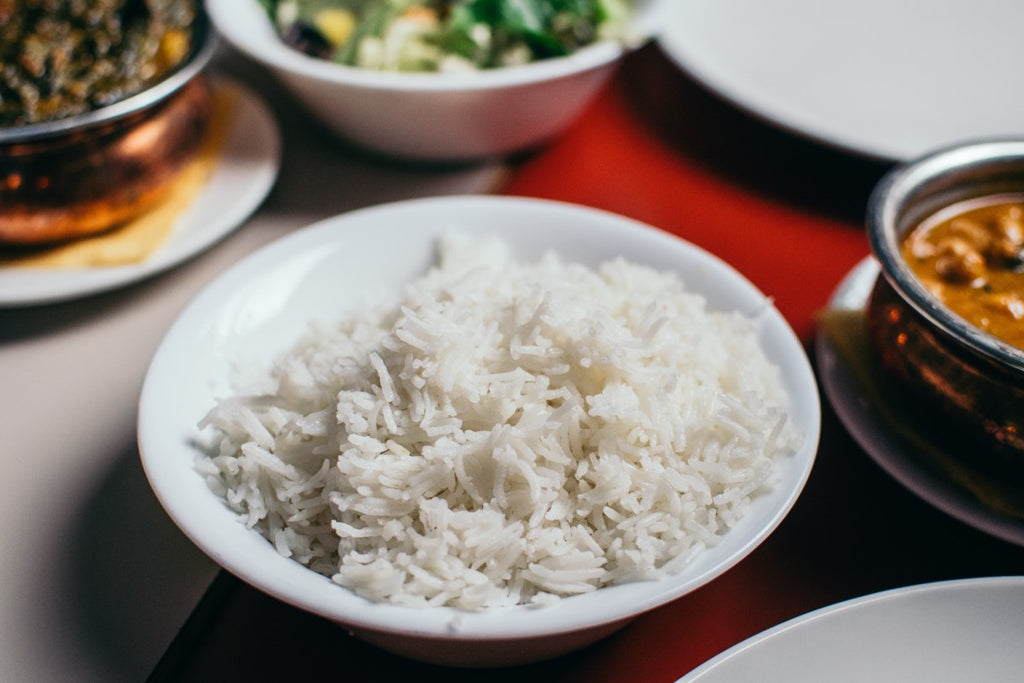 Let's Talk About... Perfect Rice