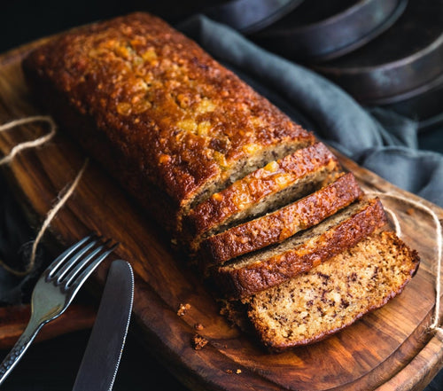 Sweet Spice Date Loaf