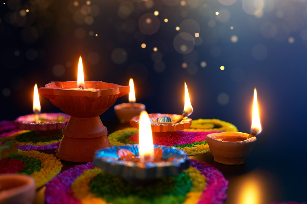 Celebrate the Diwali Festival of Light