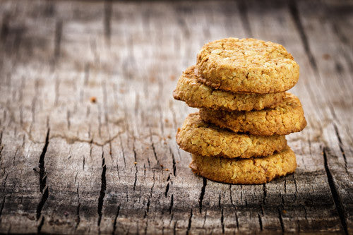 Sweet Spice Oaty Biscuits