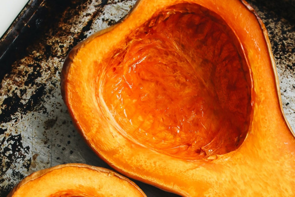 Spiced Roast Pumpkin