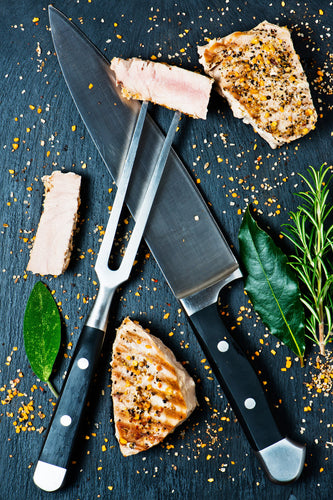 Spiced Tuna Steaks