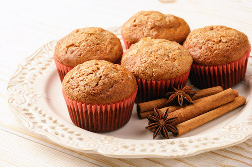 Sweet Spice Muffins