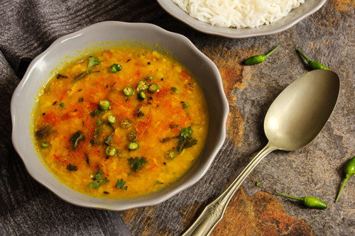 Simple Tarka Daal Recipe