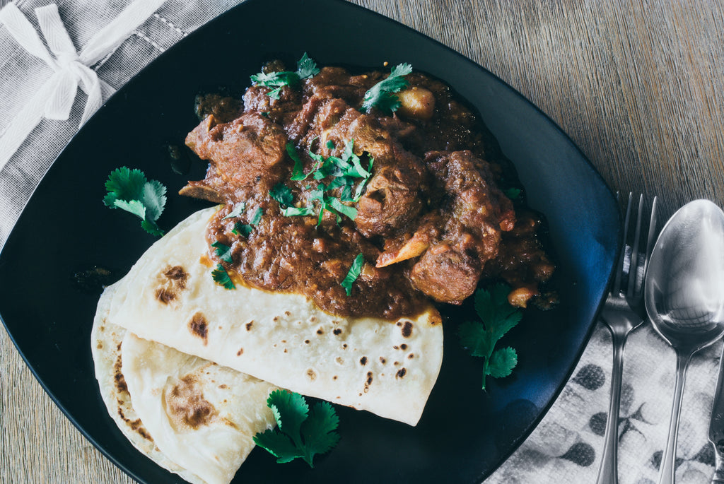 Spice Pots Lamb Bhuna Curry