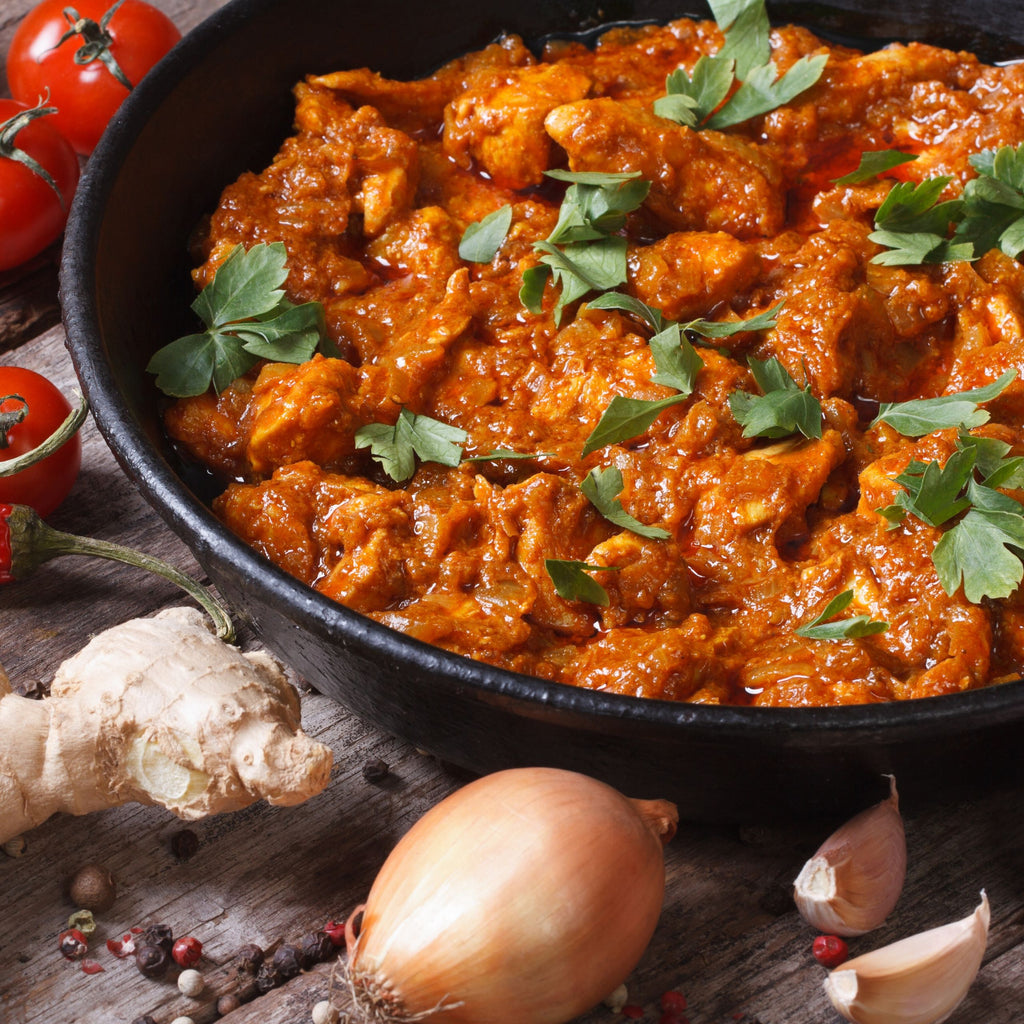 Bhuna Butter Chicken