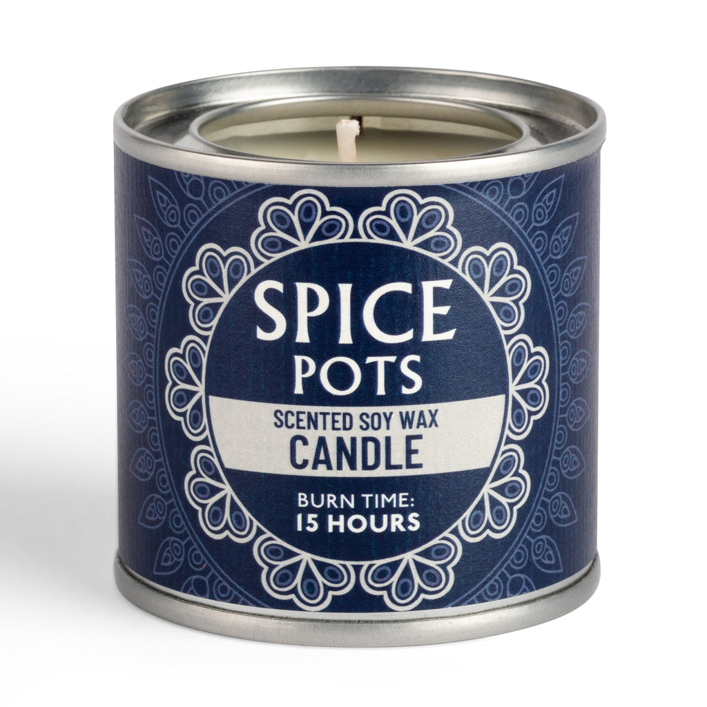 Cooks candle to get rid of cooking smells as part of gift set
