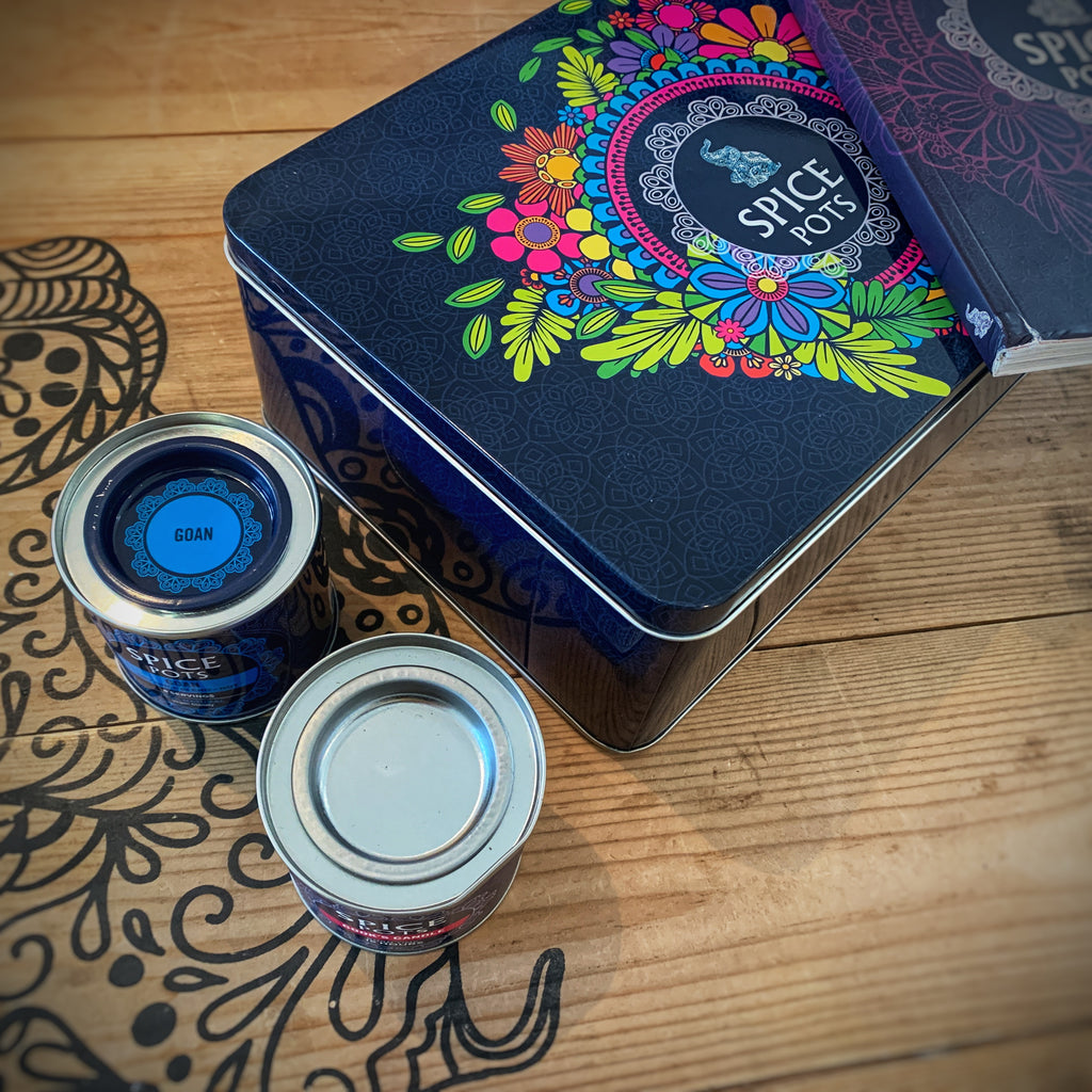 Seconds Gift Tin by Spice Pots