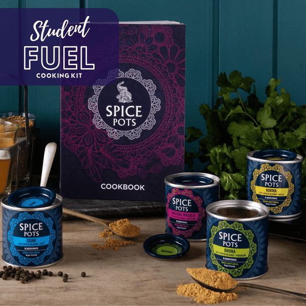 Uni Gifts - Curry Spices Gift Set