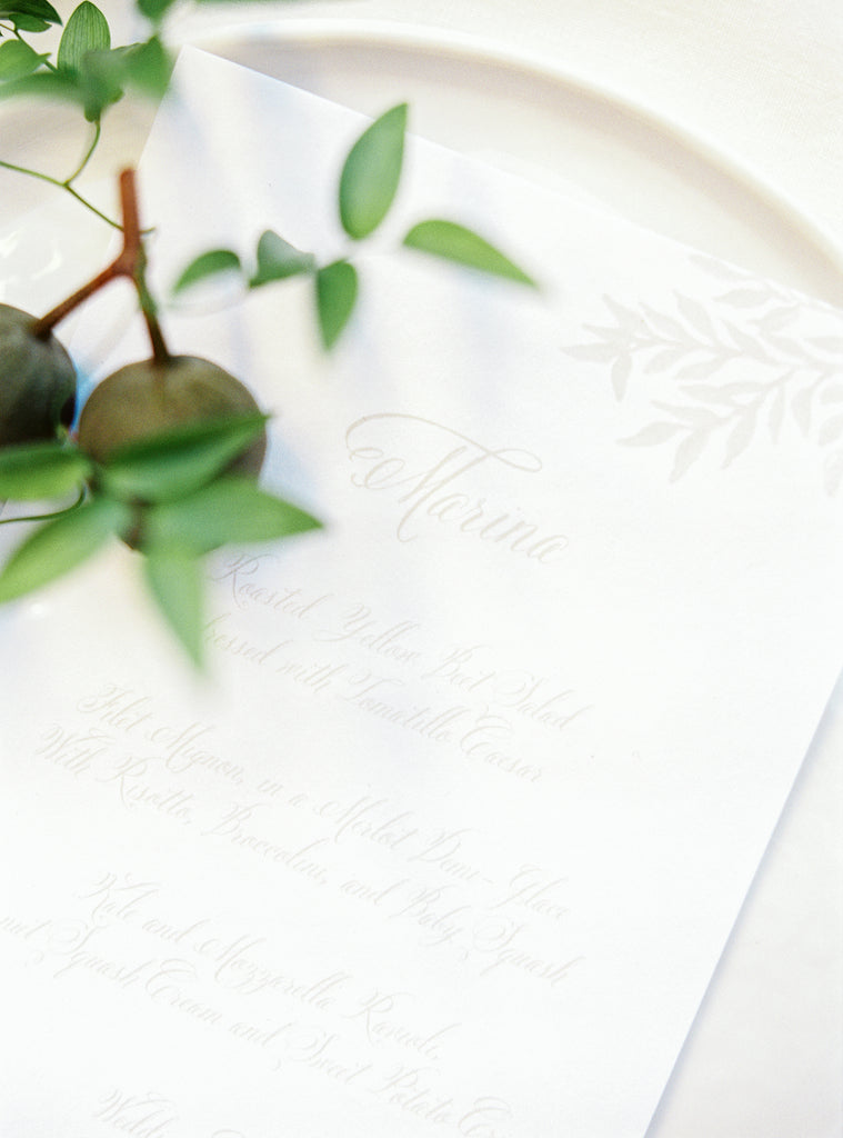 Sunstone Winery Stationery