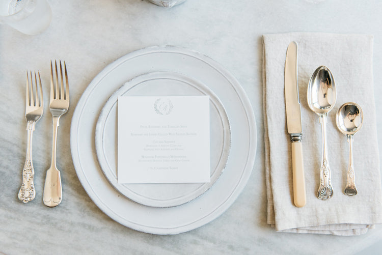 stationery suite by honey paper | photo Cara Robbins