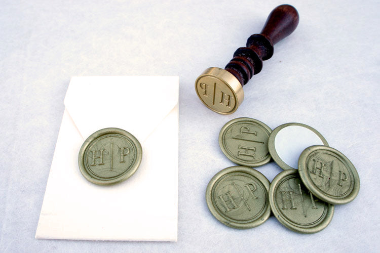 Honey Paper Wax Seal