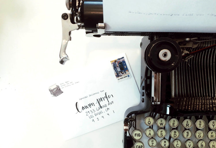 TypewriterLaurenNote750