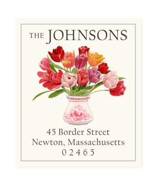 Custom Address Stickers - Dutch Beauties