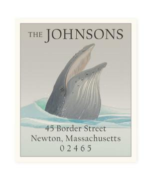 Custom Address Stickers - Leviathan