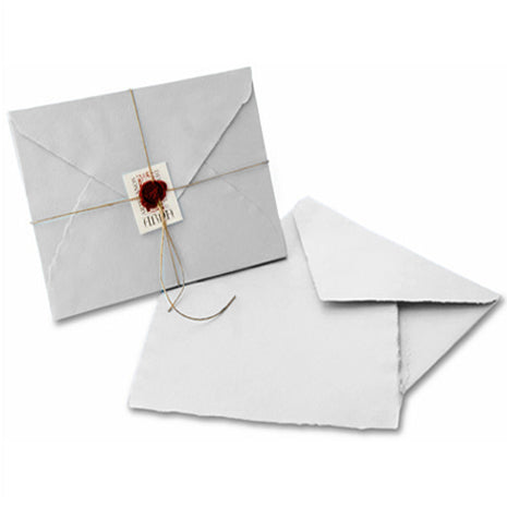 Handmade Correspondence Sheet Set - available in three colors