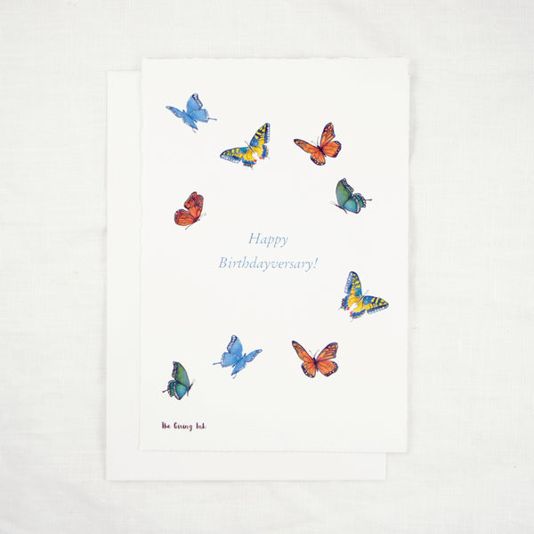 Your Custom Greeting Card - 4 Styles Available