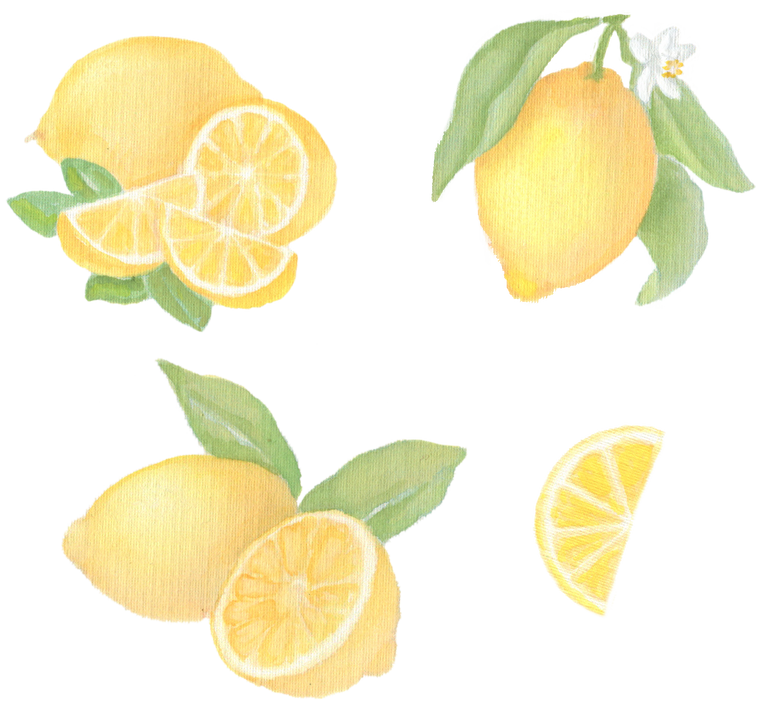 Lemons downloadable artwork