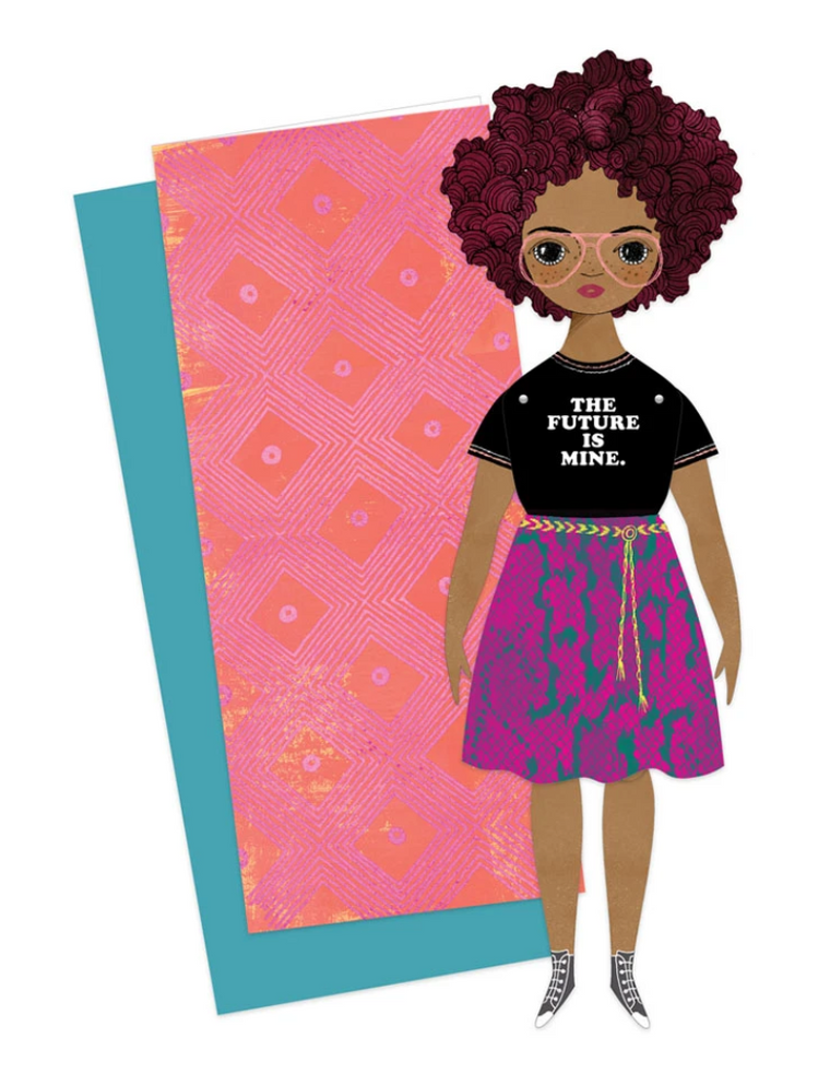 Mailable Paper Doll - Willow