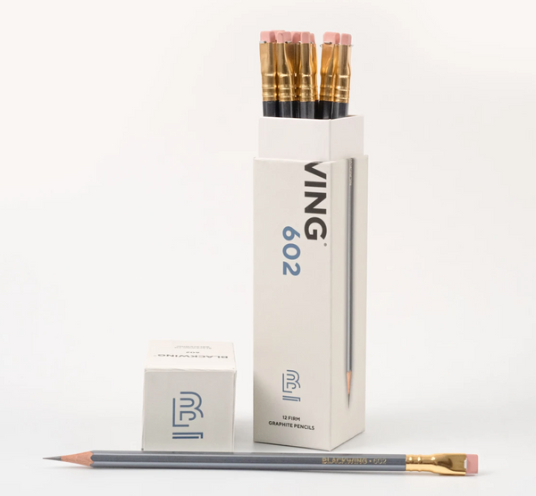 Blackwing 602 Pencil (Set of 12)