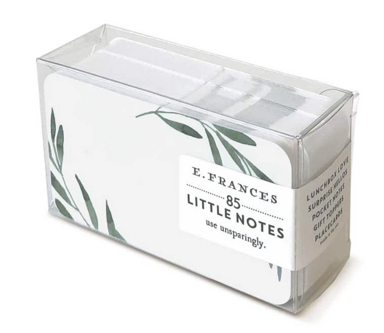 Olive Branch Little Notes