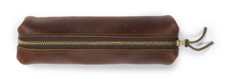 Highline Leather Pencil Case