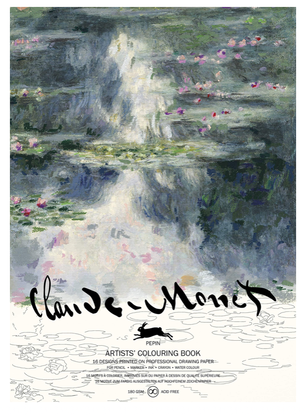 Artist's Coloring Book - Monet
