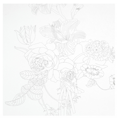 Artist's Coloring Book - Still Life Bouquets