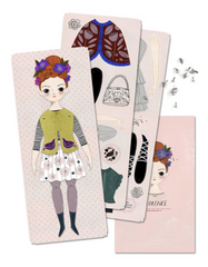 Paper Doll Kit - Florence
