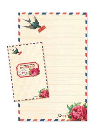 Airmail Notepad