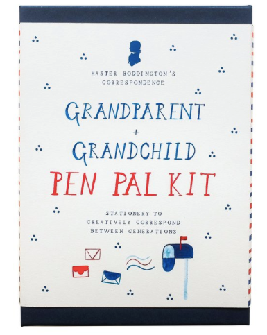 Grandparent & Grandchild Pen Pal Kit