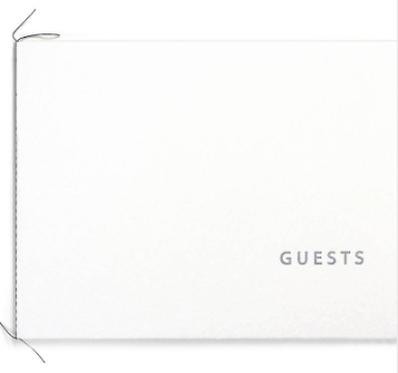 Guest Booklet