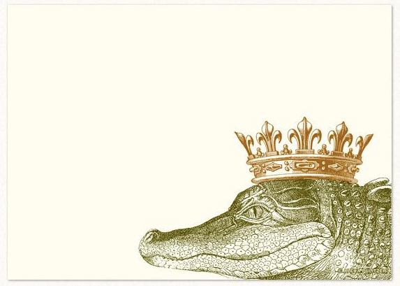 King Gator Horizontal Notes
