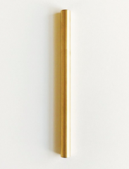 Brass Pen and Ruler Set