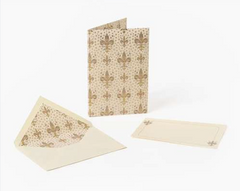 Lilium Italian Paper Card Portfolio - Available in 2 sizes