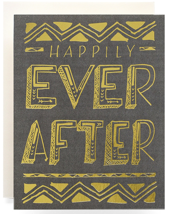 Ever After Greeting Card
